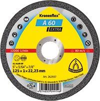 """Disco de Corte Klingspor 4.1/2"""" X 3/64"""" X 7/8"""""""