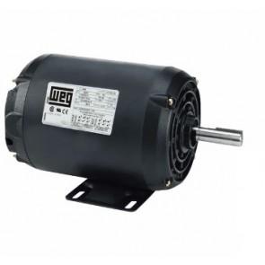 Motor Elétrico WEG Trifásico 1/2 CV 4 Pólos 1.800 Rpm (Aberto) -  220/380 V 60Hz